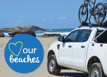 MidCoast Beaches Vehicle Permits