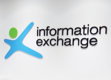 Information Exchange Design Creative