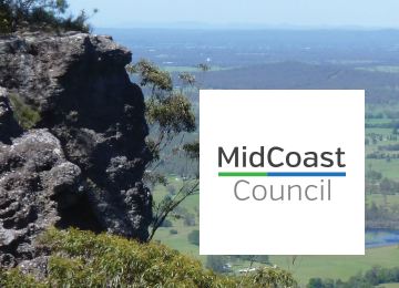 MidCoast Council Branding Design