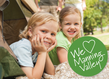 Manning Valley Tourism Campaign
