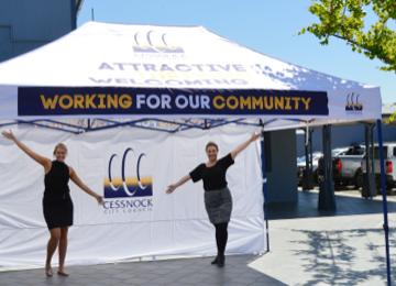 Cessnock Outdoor Promotions