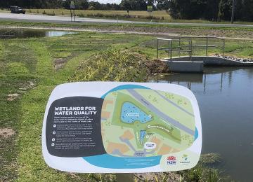 Arlington Constructed Wetlands