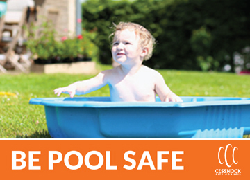 Pool Safety Campaign